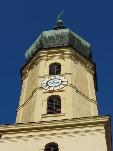 Torre de la iglesia de los Franciscanos
