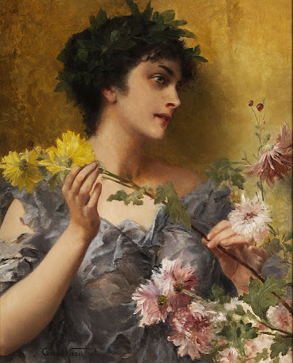 Conrad Kiesel - Tribute to the flowers