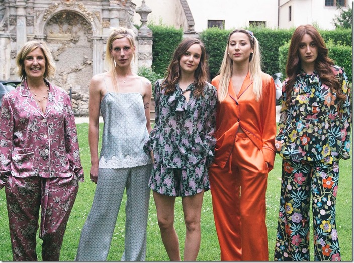 01_Caterina Giraldi con le modelle