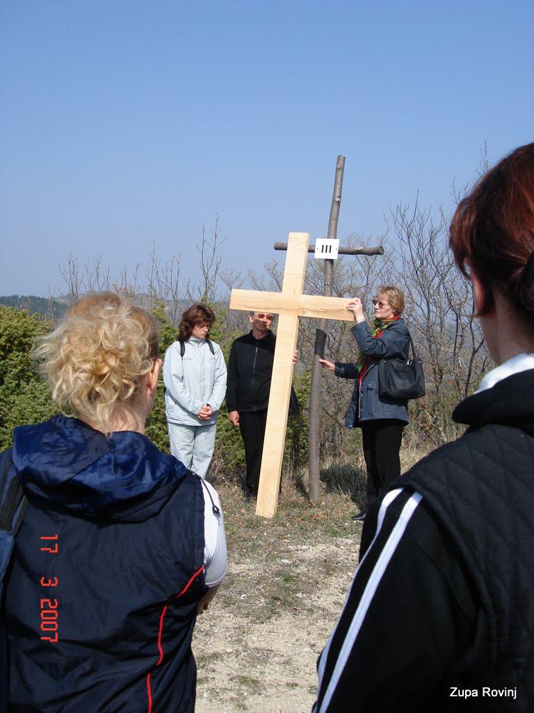 Križni put, Stazom sv. Šimuna, Gračišće - DSC02117.JPG