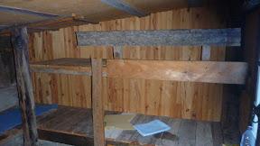 La cabane des Grangettes..., 3 couchages