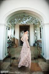 Foto 0338. Marcadores: 27/11/2010, Casamento Valeria e Leonardo, Fotos de Vestido, Madalena Salim, Rio de Janeiro, Vestido, Vestido de Noiva