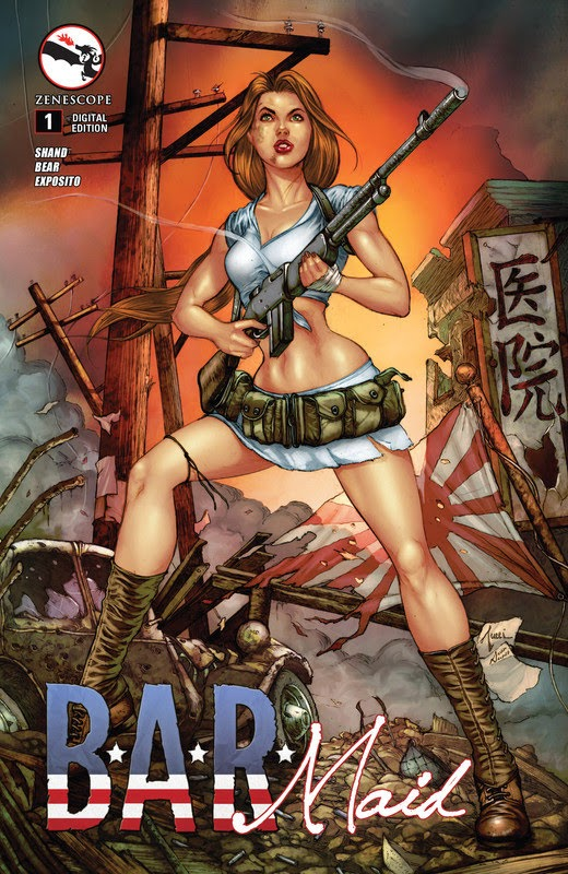 B.A.R. Maid (2014) - complete