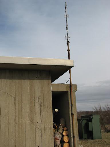 Antenna still on L5 power main station
