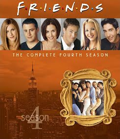 Friends - 4ª Temporada (1997 - 1998)