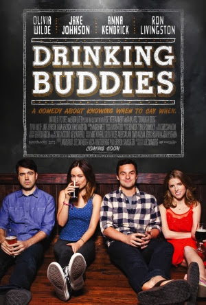 Filme Poster Drinking Buddies HDRip XviD & RMVB Legendado