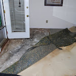 Carpet Re-strech