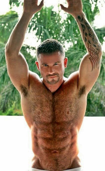 Hairy Chested Hunks Photos Gallery