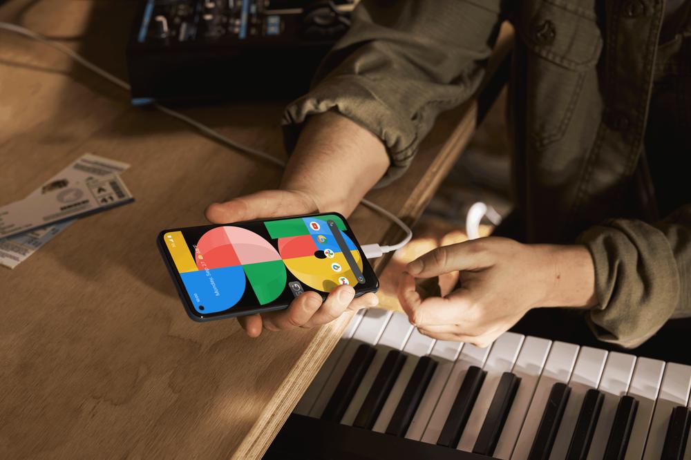 Google annuncia il nuovo Pixel 5a 5G