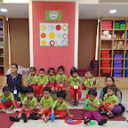 Circle Day in Playgroup at Witty World