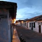 Calles en Girón