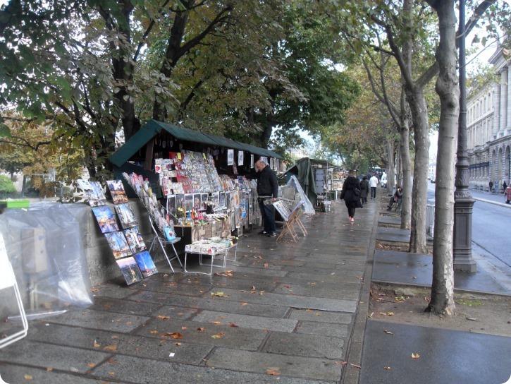 Boghandlere i Paris