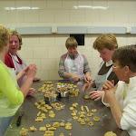 Chocolade Workshop 13 april 2005
