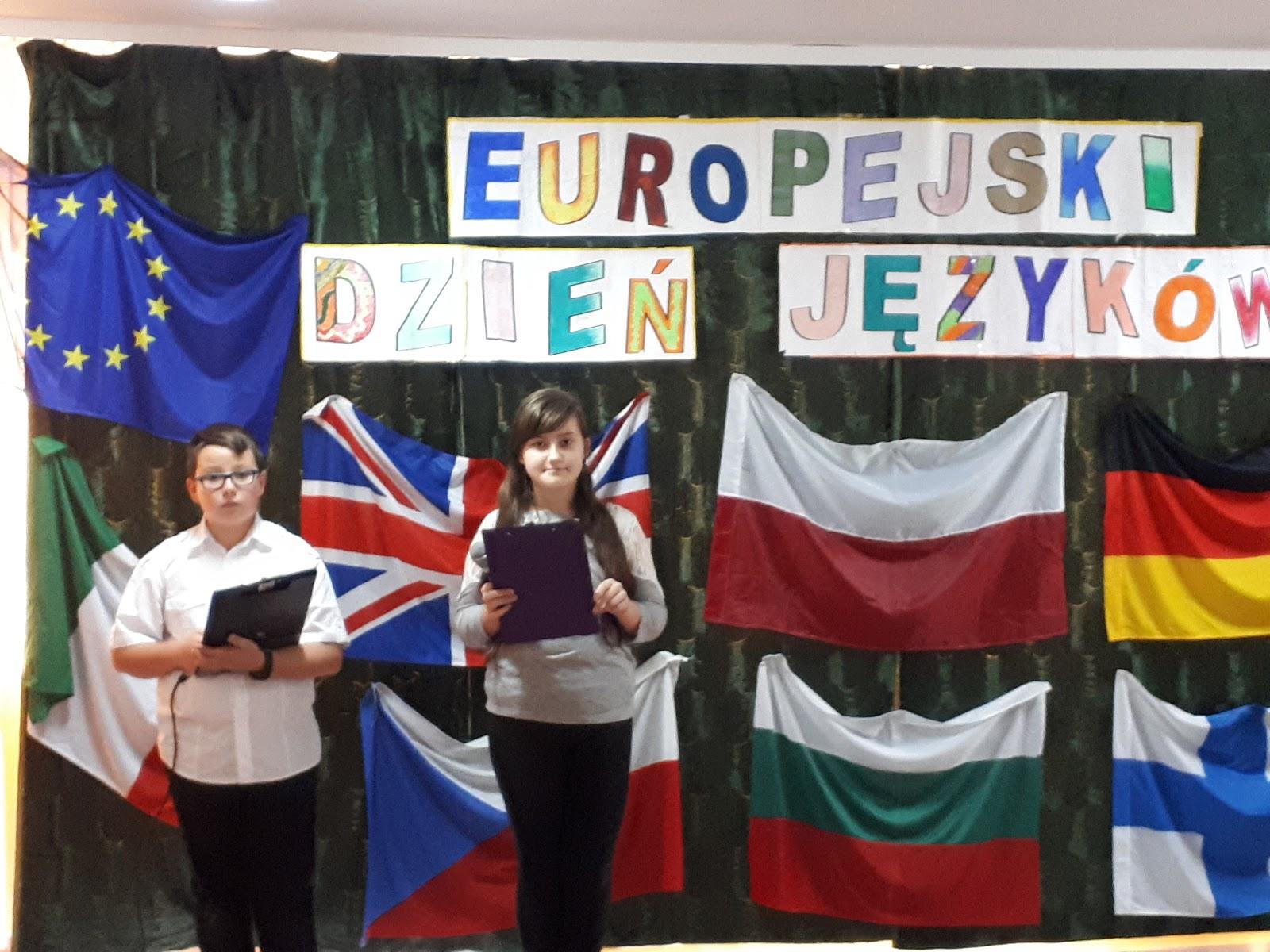 Europejski Dzień Języków - 27.09.2017