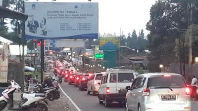Bupati Bogor dan Cianjur Minta Kementrian PUPR Bangun Jalur Puncak II