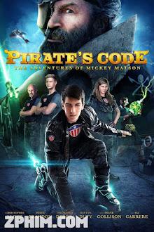Mật Mã Cướp Biển: Cuộc Phiêu Lưu Của Mickey Matson - Pirate's Code: The Adventures of Mickey Matson (2014) Poster