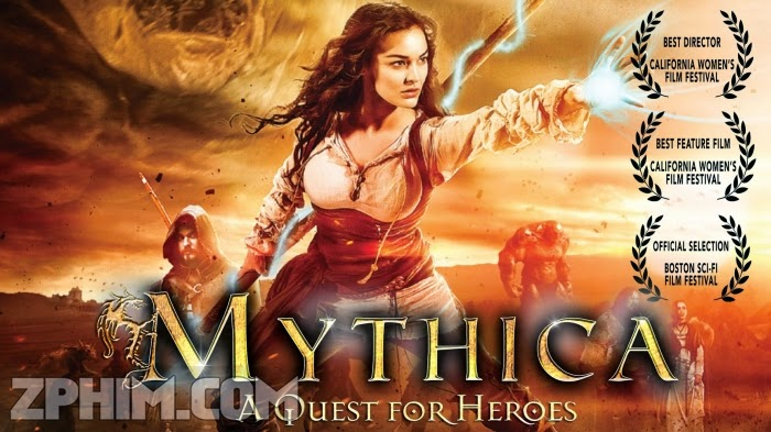Ảnh trong phim Cuộc Chiến Thần Thoại - Mythica: A Quest for Heroes 1
