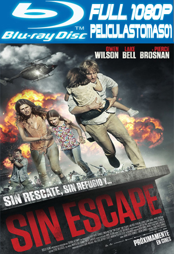 Sin Escape (No Escape) (2015) BRRipFull 1080p