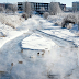 Central Spain records temperatures of -25C after snowstorm