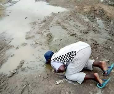 HILARIOUS! See how street boys celebrated buhari's return