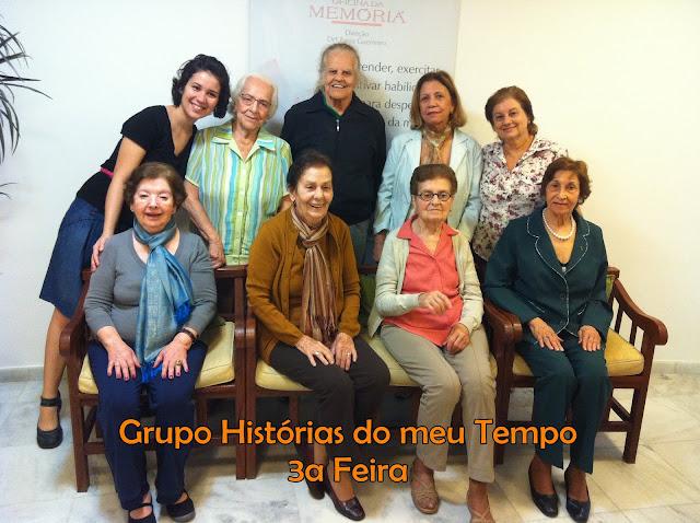 Grupo Historias do Meu Tempo
