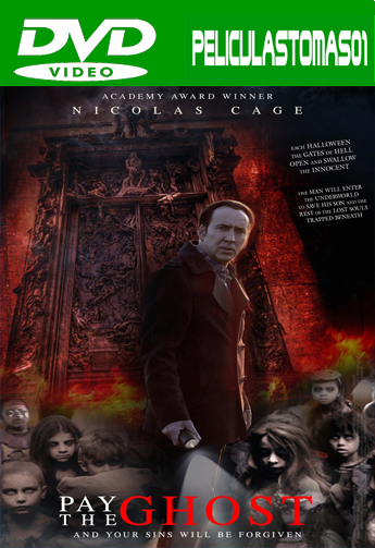 Pay the Ghost (La Maldición de Charlie) (2015) DVDRip