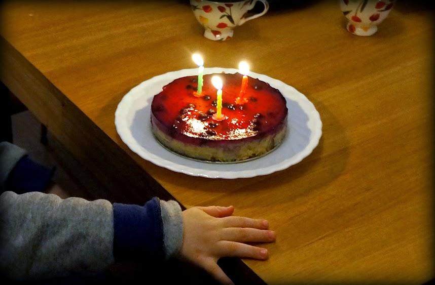Urodzinki Małego Alergika