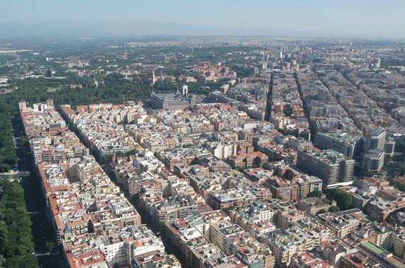 Memoria de Calidad del Aire 2015 del Ayuntamiento de Madrid