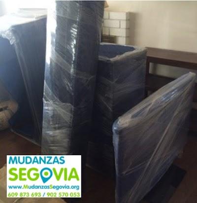 Transportes Carbonero el Mayor Segovia