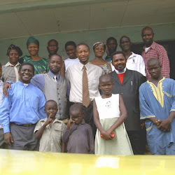 Operation Plunder & Church Plant in Buea 2004