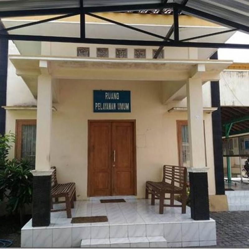 Pembangunan Ruang Pelayanan Masyarakat Balai Desa Caturharjo