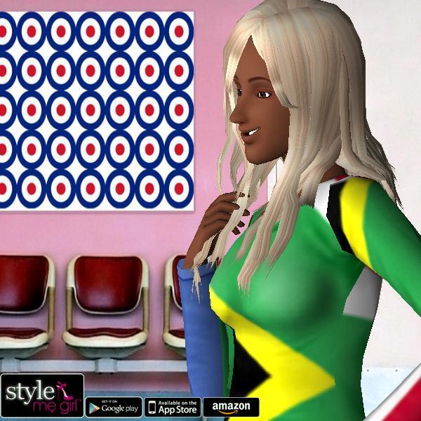 Style Me Girl Level 13 - Mod - Jenny