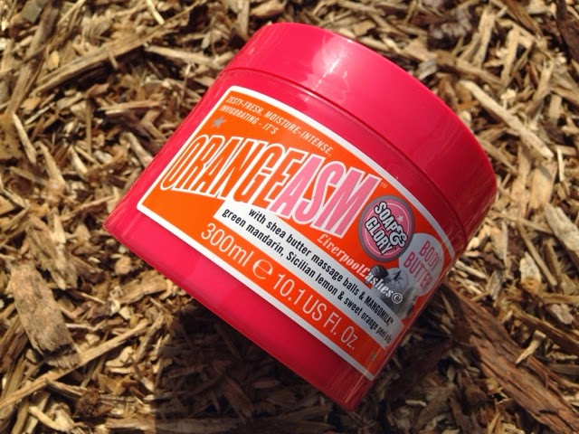 Soap & Glory Orangeasm Super Rich Body Butter