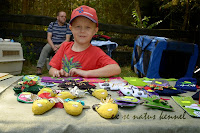 Dawid as a seller :)