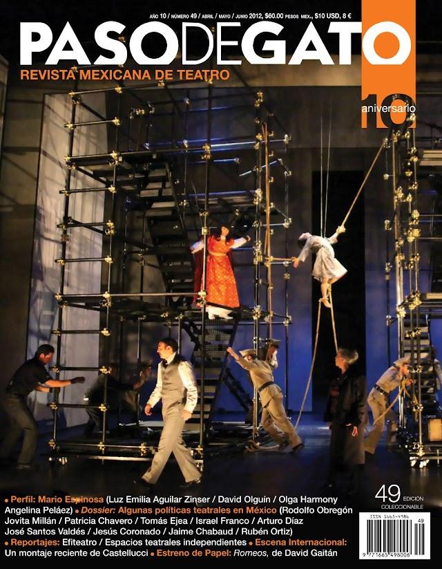 El Sabio Trashumante, el Teatro  de la Ciudad de México y el Sergio Magaña reactivan su cartelera en octubre.