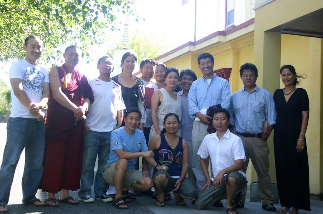 Q&As with Dr. Lobsang Sangay - IMG_6727.JPG