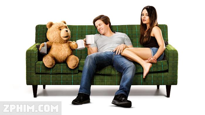 Ảnh trong phim Chú Gấu Ted 2 - Ted 2 1