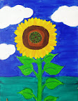 Sunflower by Lydia