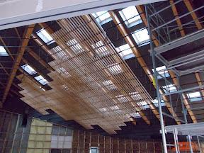 Grande Salle - Plafond
