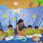 Introduction of Duck (Playgroup) 09.09.2016