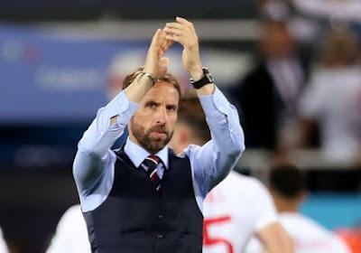 Le coach de l'Angleterre Gareth Southgate pense savoir où le bat a blessé face à la Croatie