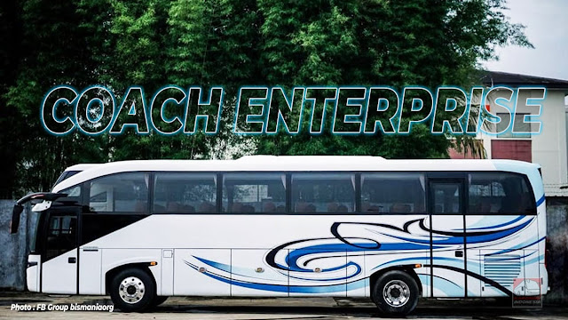 Coach Enterprise Karoseri STADA Bandung