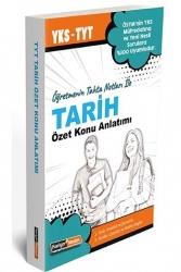 Kariyer Meslek Yayınları TYT Tarih Öğretmenin Tahta Notları ile Özet Konu Anlatımı
