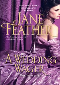 A Wedding Wager By Jane Feather