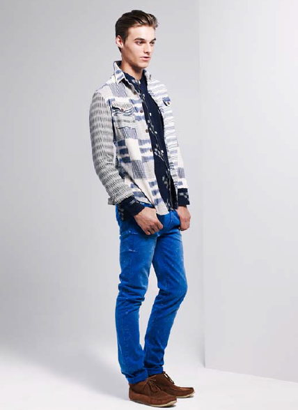 Asos Laurel Canyon [men's fashion]