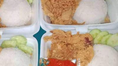 Pecinta Pedas Coba Yuk! Makan Disini Ayam Geprek Nayla Rp. 10.000