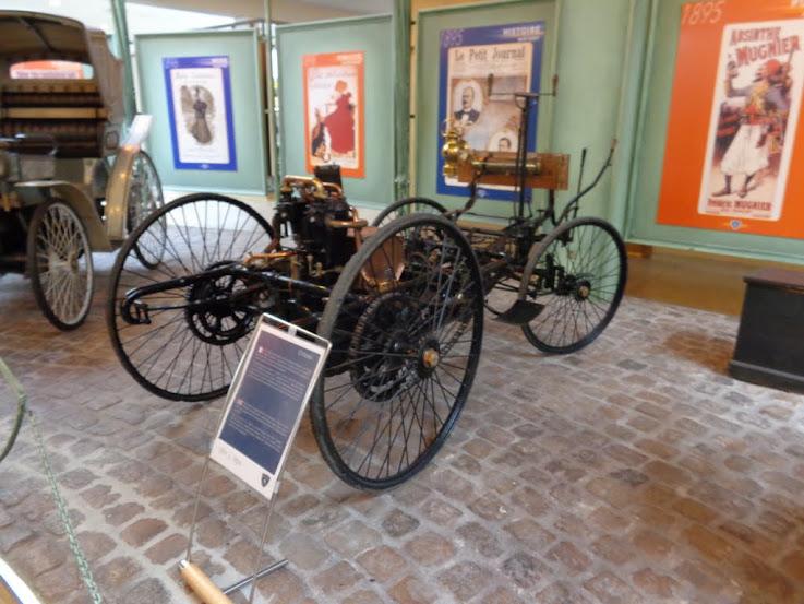 Musée de l'aventure Peugeot à Sochaux DSC01137