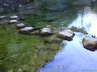 puente de piedras