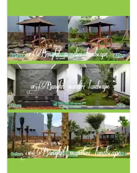Tukang Taman Minimalis Tukang Taman Gaya Bali Tukang Taman