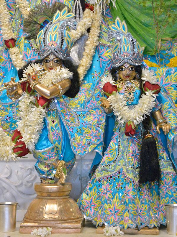 ISKCON Ahmedabad  Deity Darshan 14 June 2016 (8)